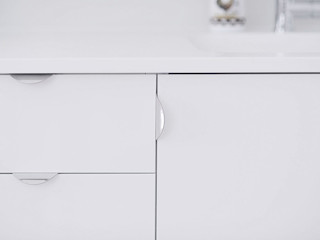 City Girl's Flat Collective Works Dining roomDressers & sideboards