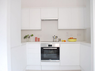 St Paul's Pied à Terre Collective Works Modern Kitchen