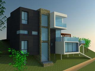 H2H arquitectos Casas modernas