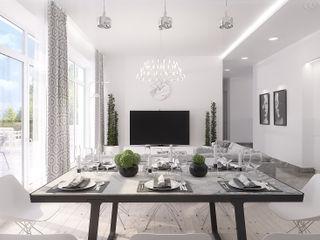 needsomespace Minimalist living room