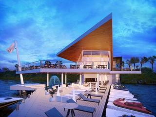Art.chitecture, Taller de Arquitectura e Interiorismo 📍 Cancún, México. Комерційні простори