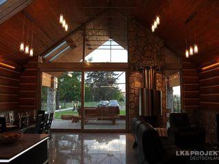LK&Projekt GmbH Modern living room