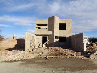 Arquitectura Especializada Nueva Vizcaya Modern houses Bricks Yellow