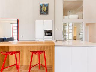 2MD Exclusive Italian Design Moderne Küchen Holz Holznachbildung