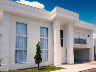 Branco Clássico Dani Santos Arquitetura