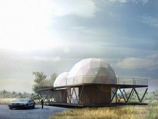 B+V Arquitectos Casas de estilo minimalista