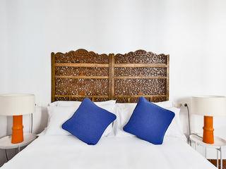 StudioBMK Mediterranean style bedroom