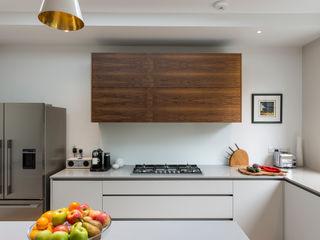 East Finchley Home Studio Mark Ruthven Modern kitchen
