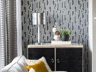 Lorna Gross Interior Design Modern living room