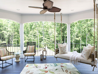 Lorna Gross Interior Design Patios & Decks