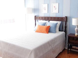 Interior maria inês home style Mediterrane Schlafzimmer