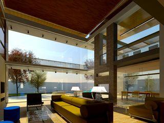 Essar Design Livings de estilo moderno