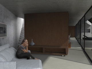 CCMP Arquitectura Casas minimalistas