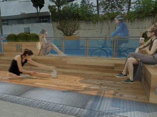 XLA Studio de Arquitetura 庭院