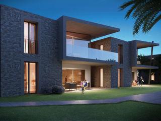Voltaj Tasarım Modern houses