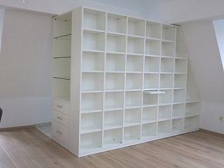 schrankwerk.de Living roomShelves White