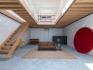 a*l - alexandre loureiro arquitectos Salones minimalistas