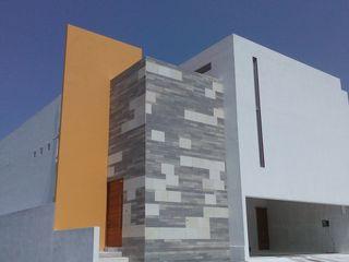 escala1.4 Casas modernas Caliza Amarillo