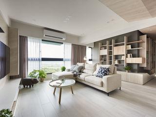 思維空間設計 Minimalist living room