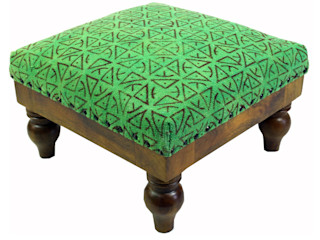 Guru-Shop Living roomStools & chairs Green