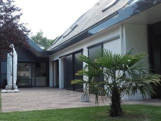 Maison M Amélie Jodeau Architecte Maisons modernes
