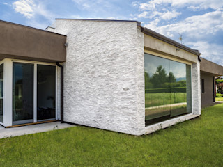 B&B Rivestimenti Naturali Modern houses
