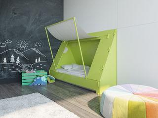 Детская комната, которая растет... ДОМ СОЛНЦА Детская комнатa в стиле минимализм