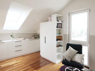 Begehbarer Schrank Kathameno Interior Design e.U. Moderne Ankleidezimmer