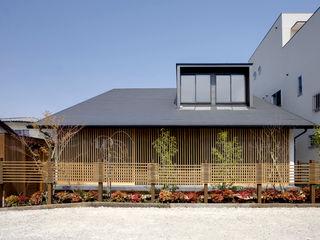 環アソシエイツ・高岸設計室 Minimalist houses Wood