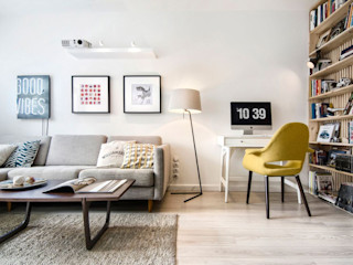 INT2architecture Living room White