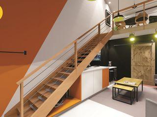 Estúdio 12b Modern commercial spaces
