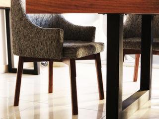 Diseñeria 72ocho10 Sala da pranzoSedie & Panche Legno Effetto legno