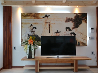 Goodhaus Modern Oturma Odası