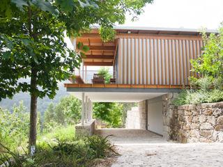 A+ arquitectura Moderne Häuser
