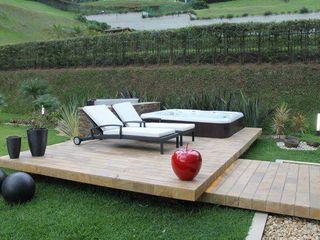 IngeniARQ Modern Terrace