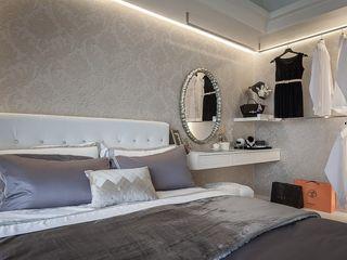 你你空間設計 Dormitorios de estilo clásico