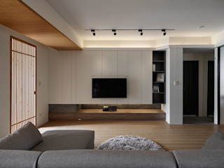大集國際室內裝修設計工程有限公司 Azjatycki salon
