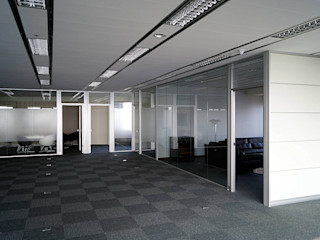 信美室內裝修 Edificios de oficinas