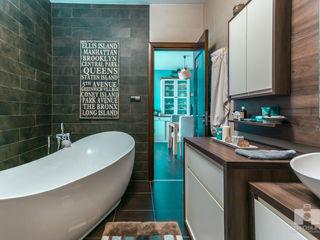 Real Estate - Budapest- HUN Bata Tamas Photography Baños de estilo escandinavo