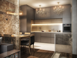 ARCHLINE ARCHITECTURE & DESIGN 廚房
