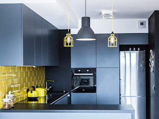 Pracownia projektowa Atelier Lillet Cocinas de estilo moderno