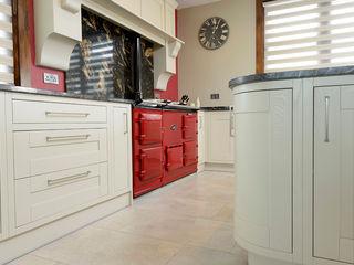 Mr & Mrs Moreton's Kitchen Room Dapur Klasik Batu Red