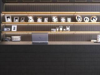 GN İÇ MİMARLIK OFİSİ 辦公空間與店舖
