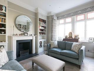 Dorlcote Road, Wandsworth Grand Design London Ltd Вітальня