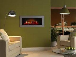 Einbaukamin E4000-OH de Luxe Gebr. Garvens GmbH & Co. KG Moderne Wohnzimmer