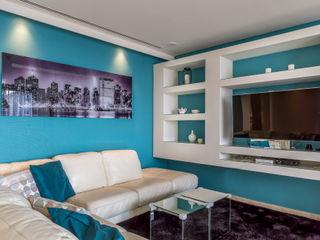 Zenaida Lima Fotografia 现代客厅設計點子、靈感 & 圖片