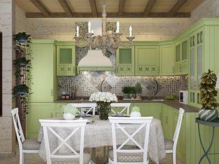ДизайнМастер Kitchen Green