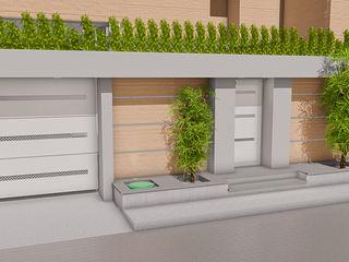 Sixty9 3D Design Nowoczesne domy
