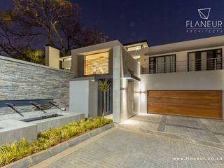 Flaneur Architects Rumah Modern