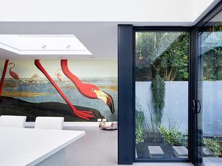 Wood Lane Andrew Mulroy Architects Modern dining room